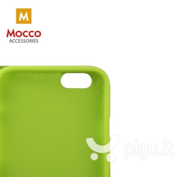 Mocco Fancy Book Case For Apple iPhone XR Blue - Green