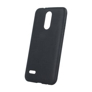 Black Matt TPU dėklas telefonui iPhone 7 Plus / iPhone 8 Plus kaina ir informacija | Telefono dėklai | pigu.lt