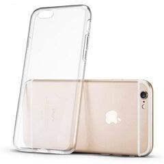 Ultra Clear 0.5mm Case Gel TPU dėklas telefonui Huawei P9 Lite Mini permatomas kaina ir informacija | Telefono dėklai | pigu.lt