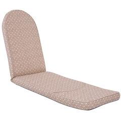Pagalvė gultui Patio Modena H025-04PB, šviesiai ruda kaina ir informacija | Pagalvės, užvalkalai, apsaugos | pigu.lt