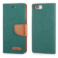 Qult Fancy Book Case skirtas Apple iPhone 7 Plus / 8 Plus, Žalias kaina ir informacija | Qult Fancy Book Case skirtas Apple iPhone 7 Plus / 8 Plus, Žalias | pigu.lt