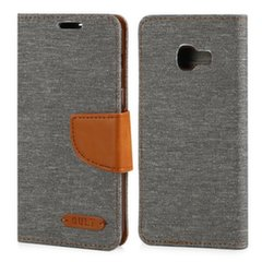 Qult Fancy Book Case For Apple iPhone 7 Plus / 8 Plus Grey - Brown kaina ir informacija | Qult Fancy Book Case For Apple iPhone 7 Plus / 8 Plus Grey - Brown | pigu.lt