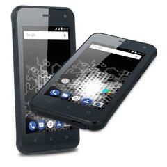 Prekė su pažeista pakuote. MyPhone HAMMER Active, Dual SIM, Juoda