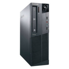 Lenovo ThinkCentre M72e SFF G2020 8GB 1TB DVD WIN7Pro