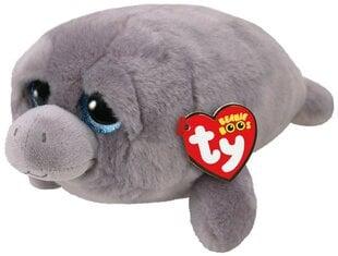 Pliušinis jūrų liūtas TY Beanie Boos Milo, 36889