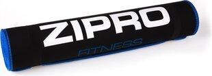 Kilimėlis jogai Zipro, 180x60 cm, juodas/mėlynas kaina ir informacija | Gimnastikos prekės | pigu.lt