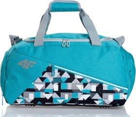 Sportinis krepšys 4F TPU005, 28 l, mėlynas
