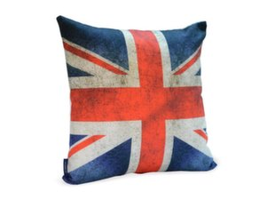 COMCO dekoratyvinė pagalvėlė, Flag, 45x45 kaina ir informacija | Dekoratyvinės pagalvėlės ir užvalkalai | pigu.lt