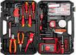 Yato įrankių elektrikams rinkinys YT-39009, 68 vnt. kaina ir informacija | Mechaniniai įrankiai | pigu.lt