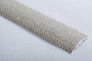 Соединительный профиль для напольных покрытий PV8-H3, цвет серый дуб