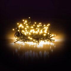 Kalėdinė girlianda RETLUX RXL 202 50 LED Warm White, Timer kaina ir informacija | Girliandos | pigu.lt