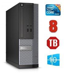Dell 3020 SFF i3-4130 8GB 1TB DVDRW WIN10Pro kaina ir informacija | Dell 3020 SFF i3-4130 8GB 1TB DVDRW WIN10Pro | pigu.lt