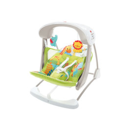 Gultukas - sūpuoklė Fisher Price Rainforest Take Along