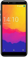 Prestigo Muze F5 LTE, Dual SIM 2/16 GB, Juoda