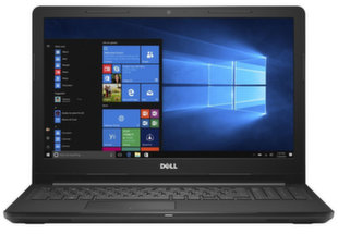 Dell Inspiron 3567, i3-7020U, 4GB, 1TB, Win10H