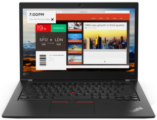 Lenovo ThinkPad T480S, 256GB Win10P
