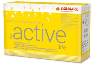 Maisto papildas For Active Life, 90 tabl.