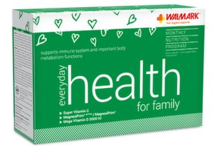 Maisto papildas For Every Day Health, 120 tabl.