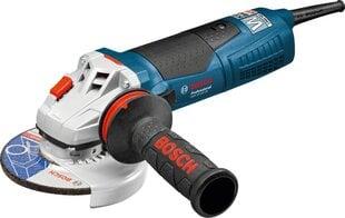 Elektrinis kampinis šlifuoklis Bosch GWS 19-125 CIE 1900W kaina ir informacija | Bosch Įrankiai | pigu.lt
