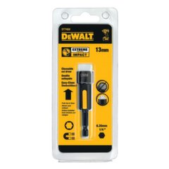 Dewalt magnetinė galvutė 13mm DT7450 kaina ir informacija | Mechaniniai įrankiai | pigu.lt