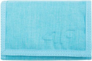 Piniginė 4F PRT001, šviesiai mėlyna