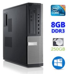 Dell 7010 DT i3-3220 8GB 250GB Windows 10 Pro kaina ir informacija | Dell 7010 DT i3-3220 8GB 250GB Windows 10 Pro | pigu.lt
