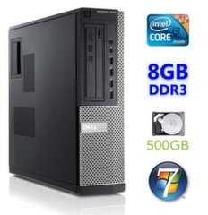 Dell 7010 DT i3-3220 8GB 500GB Windows 7 Pro kaina ir informacija | Dell 7010 DT i3-3220 8GB 500GB Windows 7 Pro | pigu.lt
