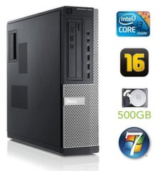 Dell 7010 DT i3-3220 16GB 500GB Windows 7 Pro kaina ir informacija | Dell 7010 DT i3-3220 16GB 500GB Windows 7 Pro | pigu.lt