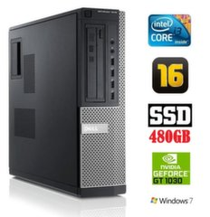 Dell 7010 DT i3-3220 16GB 480SSD GT1030 2GB Windows 7 Pro kaina ir informacija | Dell 7010 DT i3-3220 16GB 480SSD GT1030 2GB Windows 7 Pro | pigu.lt
