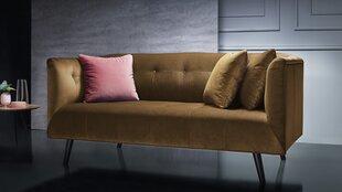 Sofa BoboChicParis, geltona kaina ir informacija | Sofos, foteliai ir minkšti kampai | pigu.lt
