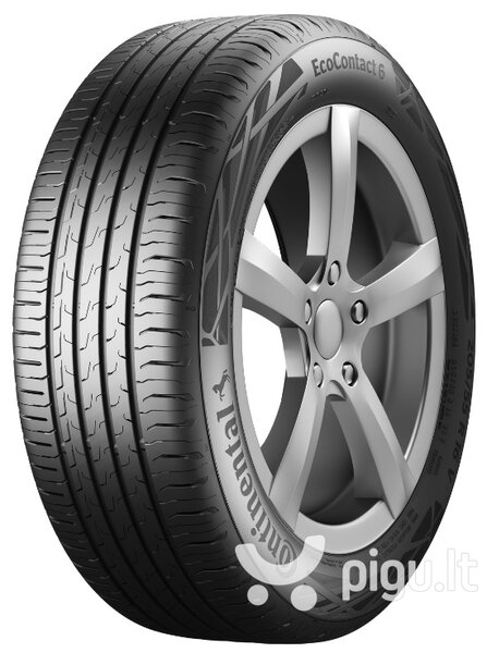 Continental ContiEcoContact 6 205/55R16 91 V