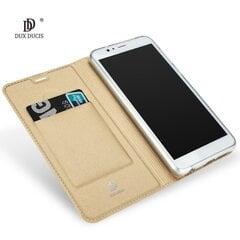 Dux Ducis Premium Magnet Case For Samsung A920 Galaxy A9 (2018) Gold kaina ir informacija | Telefono dėklai | pigu.lt