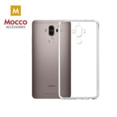 Mocco Ultra Back Case 0.3 mm Silicone Case for Huawei Honor 9 Lite Transparent kaina ir informacija | Telefono dėklai | pigu.lt