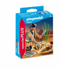 9359 PLAYMOBIL® Special Plus, Archeologas