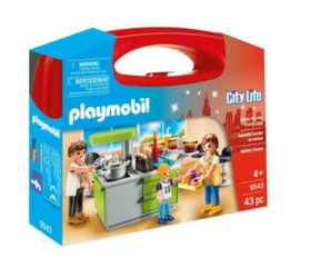9543 PLAYMOBIL® Carrying Case, Кухня