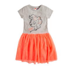 Cool Club suknelė trumpomis rankovėmis mergaitėms Mano mažasis ponis (My Little Pony), LCG1810013