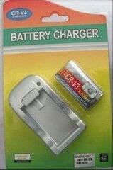 Baterija CRV3 su krovikliu