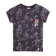 Cool Club marškinėliai trumpomis rankovėmis mergaitėms Pelytė Minė (Minnie Mouse), LCG1824200