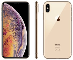 Товар с повреждённой упаковкой. Apple iPhone XS Max, 64 ГБ, Золотистый цвет