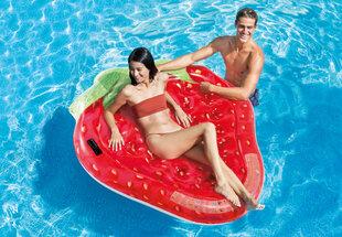 Pripučiamas gultas/plaustas Intex Strawberry