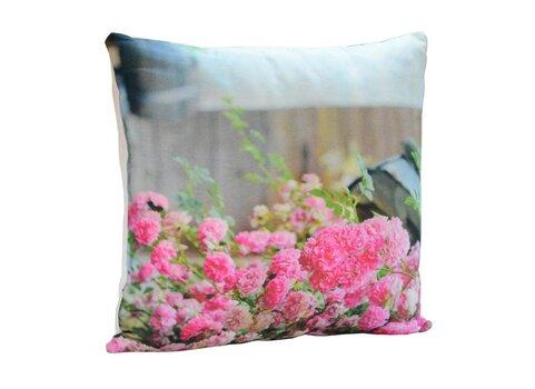 Comco dekoratyvinė pagalvėlė, 05Flowers, 45x45 cm