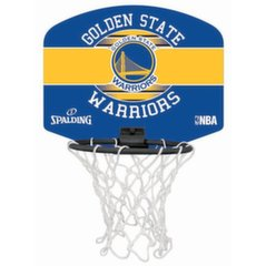 Mini krepšinio lenta Spalding NBA Golden State Warriors 77-661Z