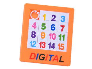 Skaičių galvosūkis - dėlionė, oranžinė kaina ir informacija | Stalo žaidimai, galvosūkiai | pigu.lt