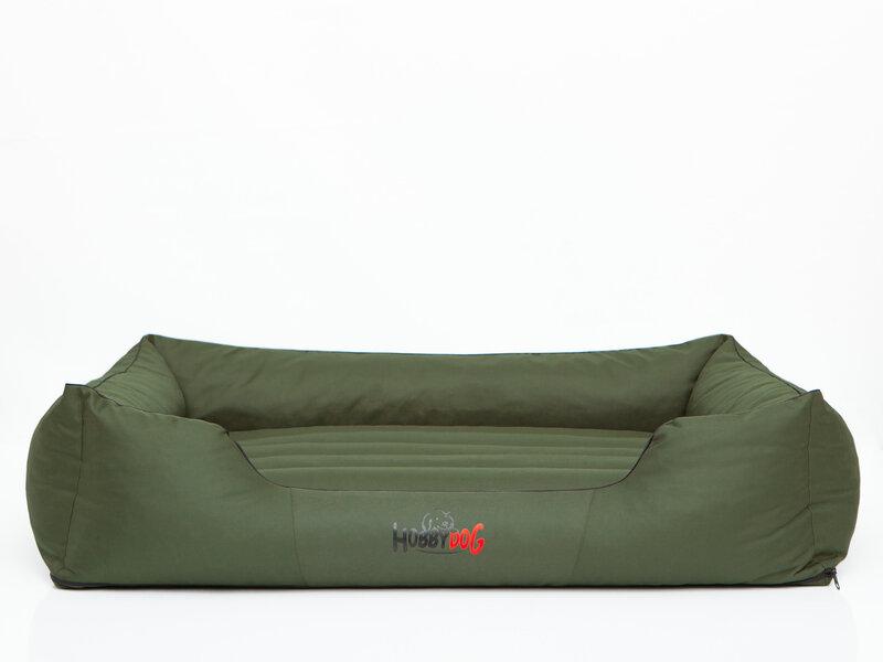 Hobbydog gultas Comfort XXXL, žalias internetu