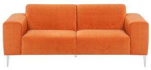 Sofa Salema, oranžinė