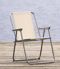 Sulankstoma kėdė Beach, balta