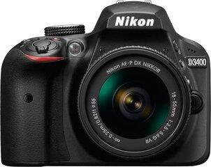 Nikon D3500 18-105mm VR kaina ir informacija | Skaitmeniniai fotoaparatai | pigu.lt