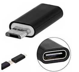 Mocco Universal Adapter Type-C to Micro USB Connection Black