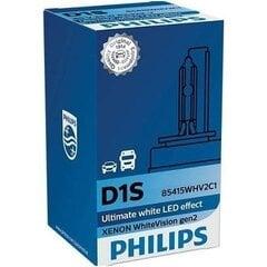 PHILIPS D1S 5000k Xenon White VISION GEN2 lemputė