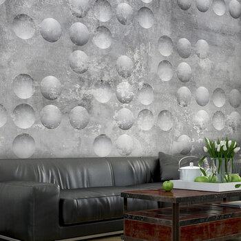 Fototapetas - Dancing bubbles kaina ir informacija | Fototapetai | pigu.lt
